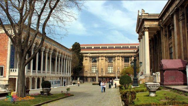 متحف الاثار اسطنبول