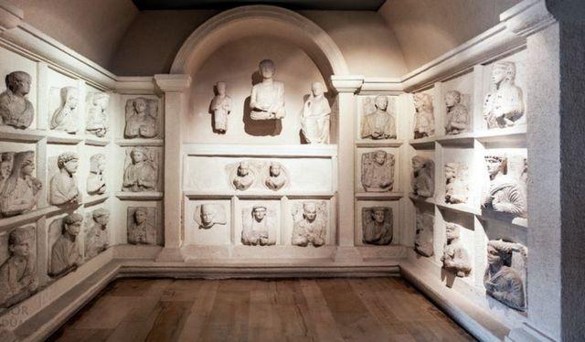 متحف الاثار في اسطنبول