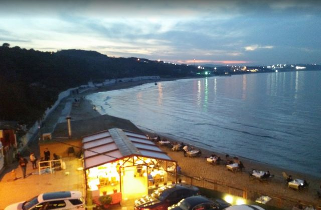 شاطئ كيليوس اسطنبول