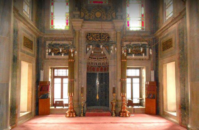 مسجد لاليلي