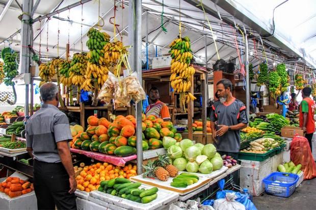 اسواق في جزر المالديف