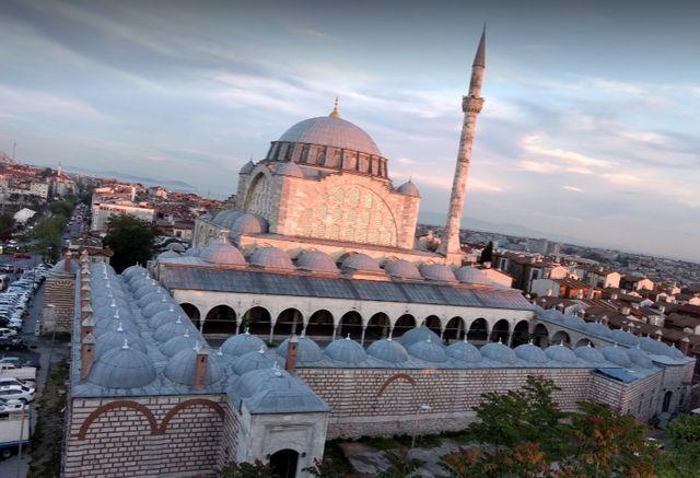 جامع السلطانة مهرماه