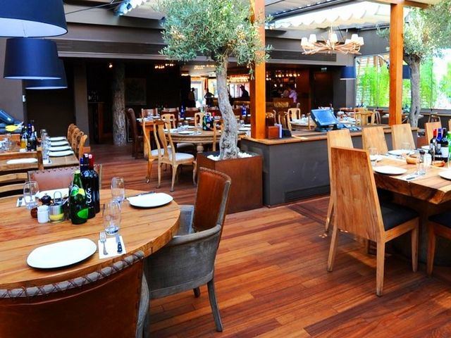مطعم نصرت اسطنبول