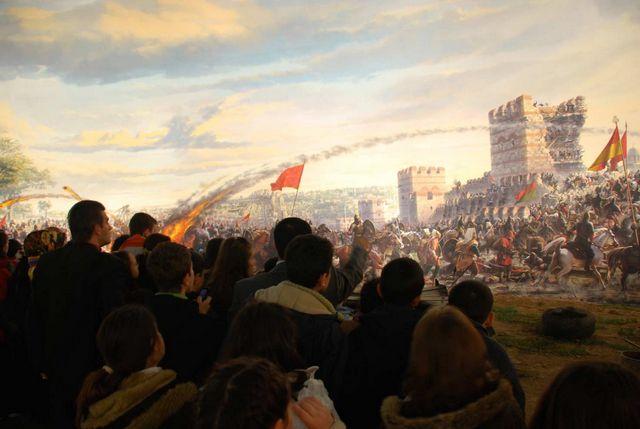 متحف بانوراما اسطنبول