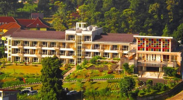 افضل فنادق بونشاك من داخل اندونسيا