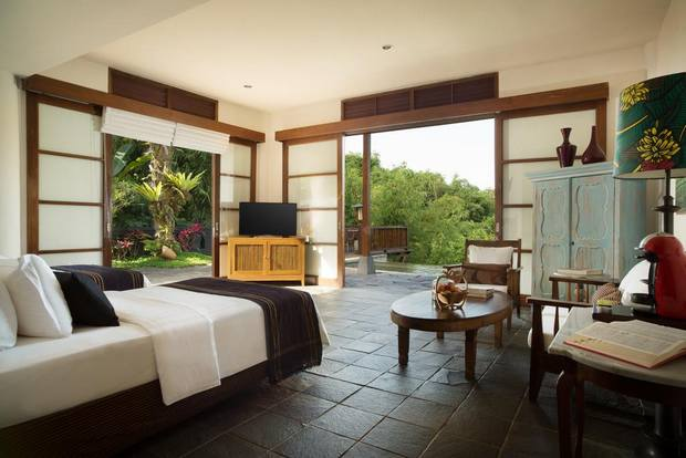 فندق في بونشاك إندونسيا