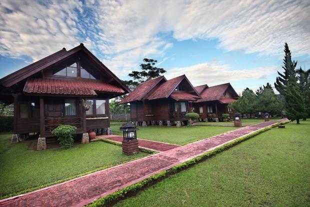 افضل الفنادق في بونشاك بإندونسيا
