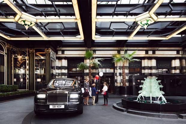 فندق سافوي في لندن