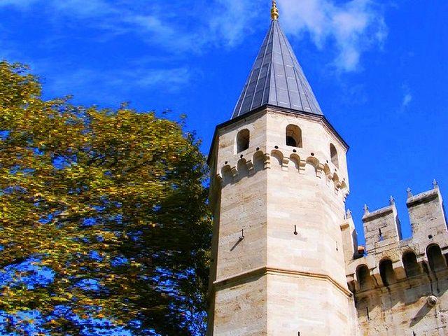 قصر طوب كابي