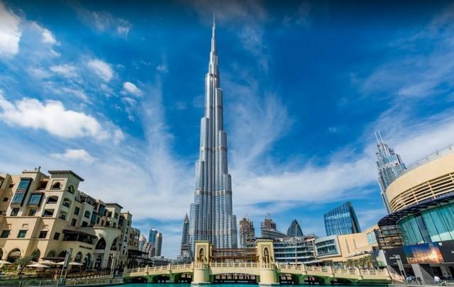 السفر الى دبي الامارات