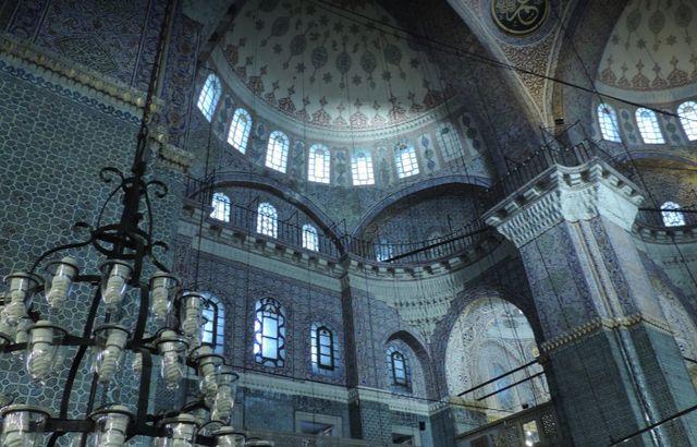 الجامع الجديد في اسطنبول