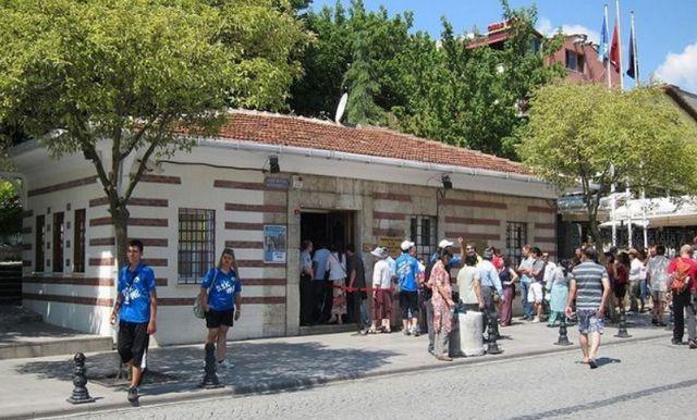 خزانات المياه في اسطنبول