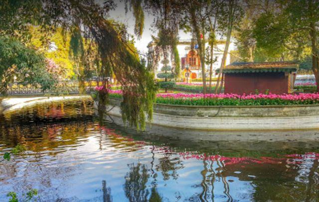 حديقة يلدز بارك اسطنبول