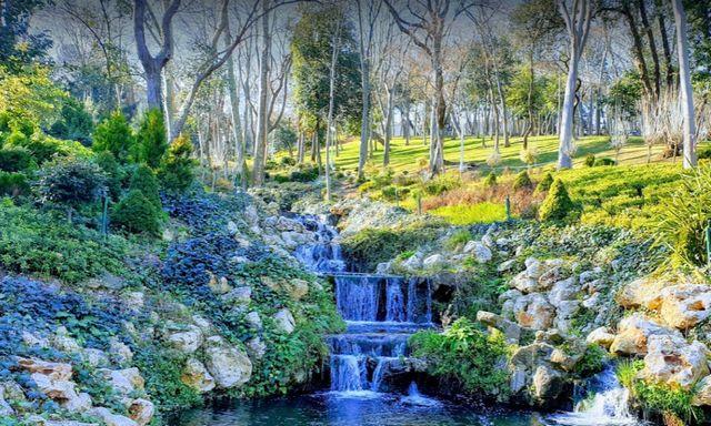 حديقة يلدز اسطنبول