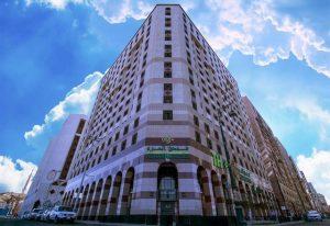 فندق الحرم الروضه المدينة المنورة