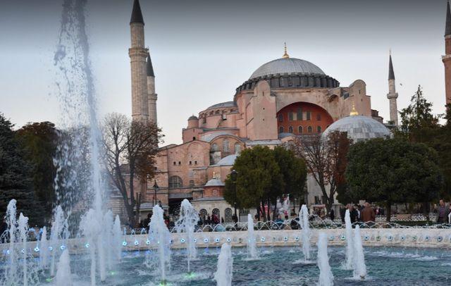 صهريج البازيليك اسطنبول