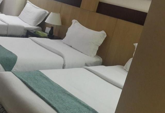 يضم فندق فيروز الماسي المدينة المنورة غُرف عائلية ثُلاثية.