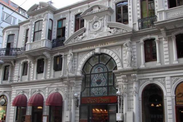 اسطنبول شارع الاستقلال
