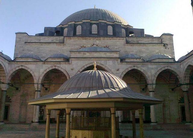 مسجد ياووز سليم اسطنبول