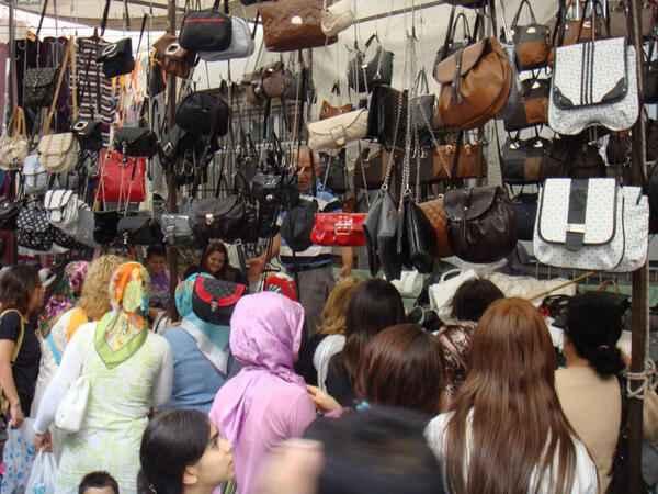 ارخص اسواق اسطنبول للملابس