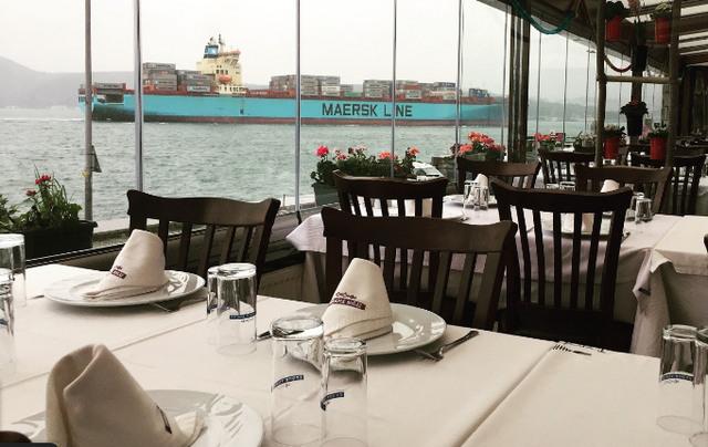 مطعم في ترابيا اسطنبول