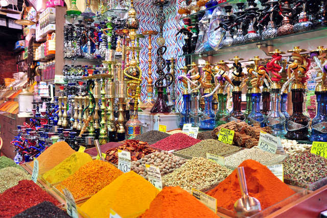 سوق الفاتح باسطنبول