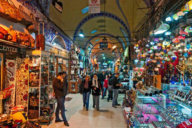 سوق فاتح اسطنبول
