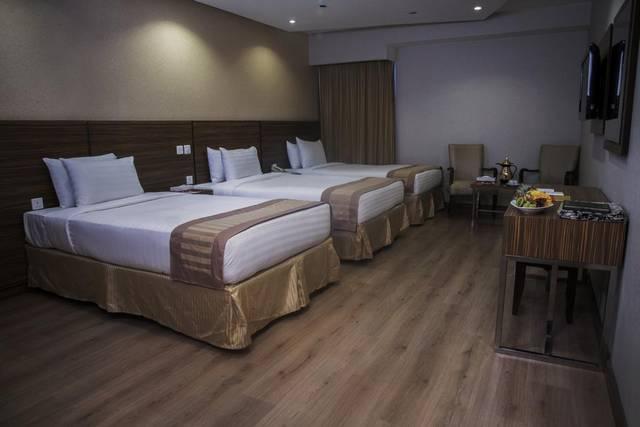 فندق الصفوة رويال اوركيد مكة