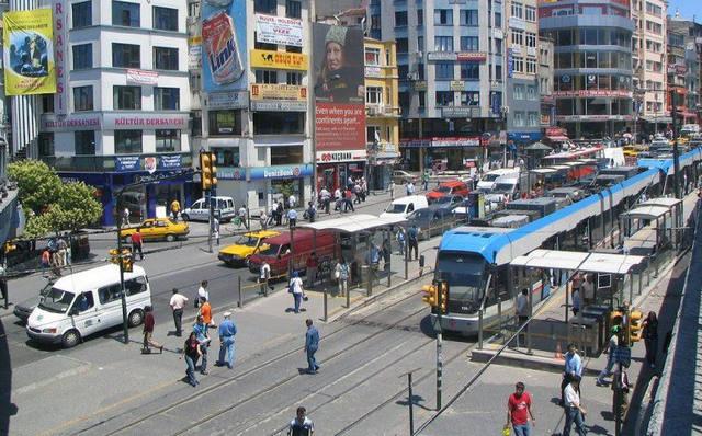 شارع العرب في اسطنبول