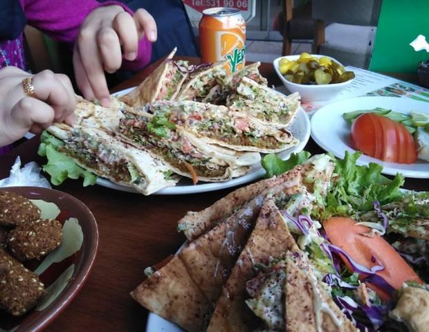 افضل مطعم عربي في اسطنبول
