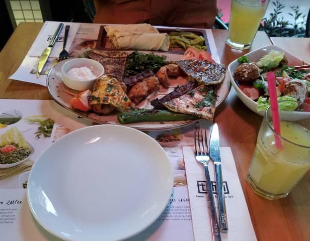 مقاهي عربية في اسطنبول
