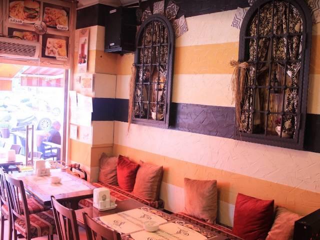مطاعم عربية اسطنبول