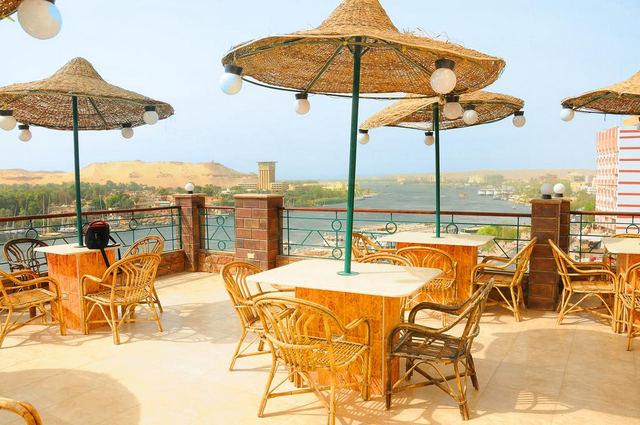 فندق النيل أسوان