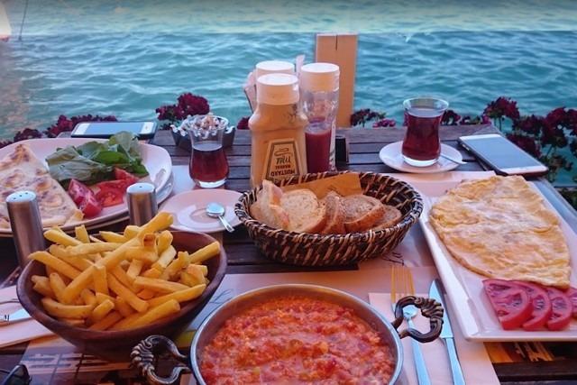 مطاعم ساحل بيبك
