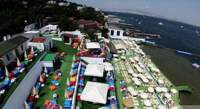 شواطئ تركيا اسطنبول