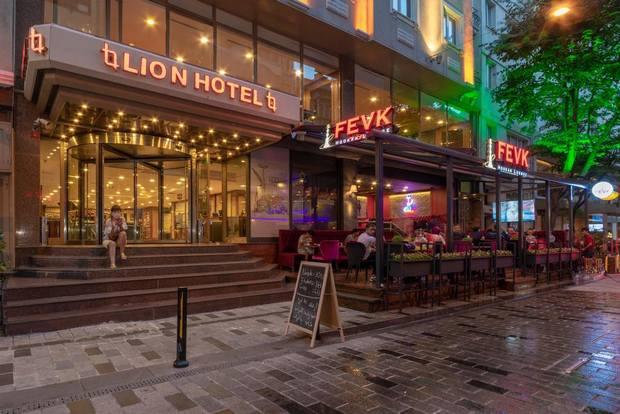 اسعار الفنادق في اسطنبول تقسيم