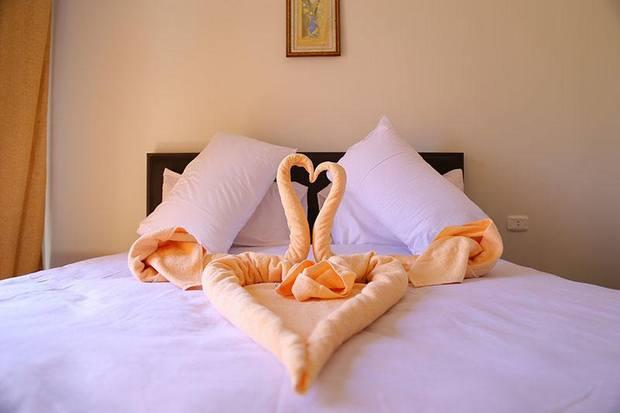 فندق بلو باي السخنة
