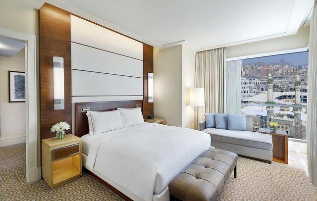 تقرير يتضمن أهم فنادق مكة القريبة من الحرم مع معلومات عن كل فندق ومُميّزاته.