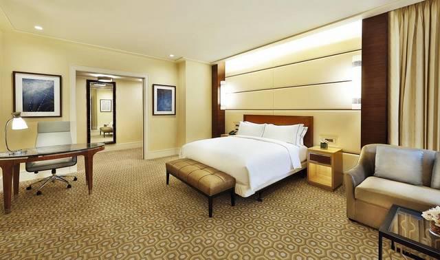فندق كونراد مكة جبل عمر