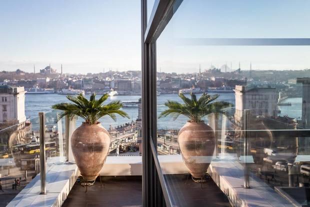 فنادق وسط اسطنبول تركيا