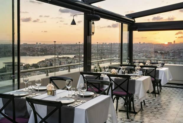فنادق بوسط اسطنبول