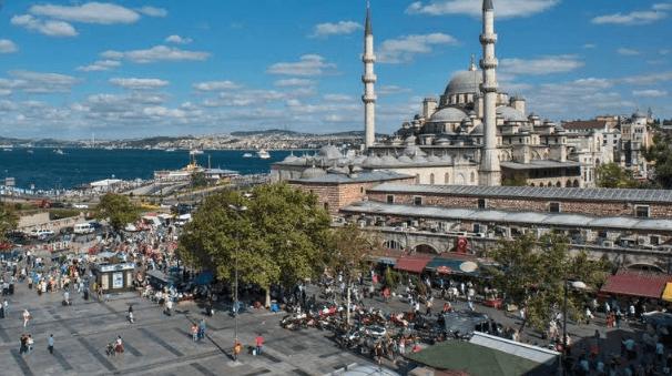 نتيجة بحث الصور عن امينونو اسطنبول