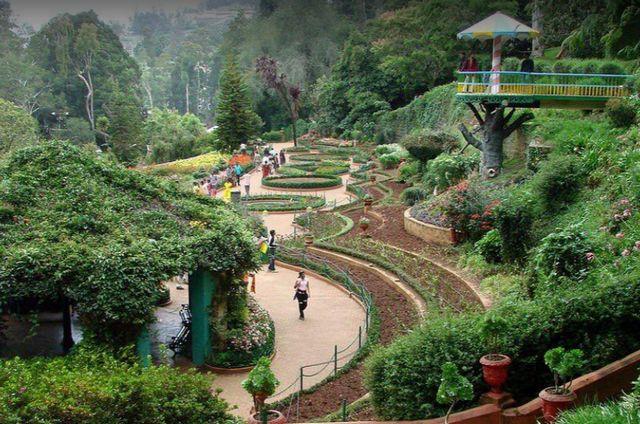 حديقة اميرجان القريبة من منطقة بيبيك اسطنبول