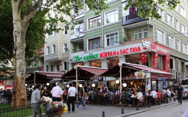 شارع الفاتح فى اسطنبول