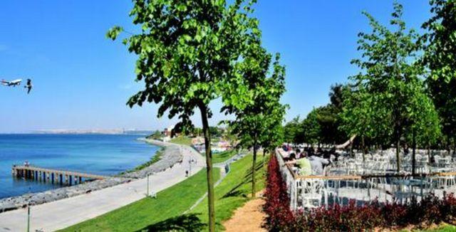 منتزهات تركيا اسطنبول