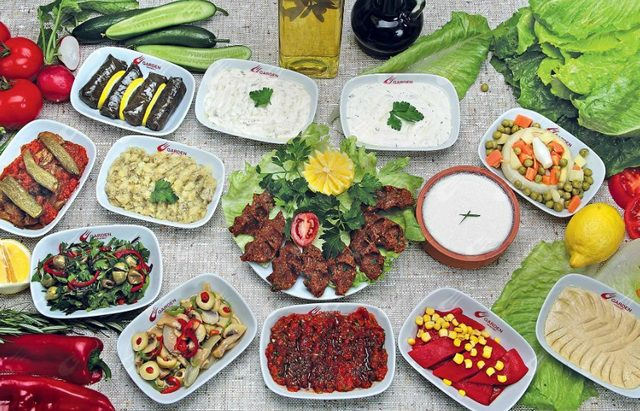مطاعم شيشلي اسطنبول