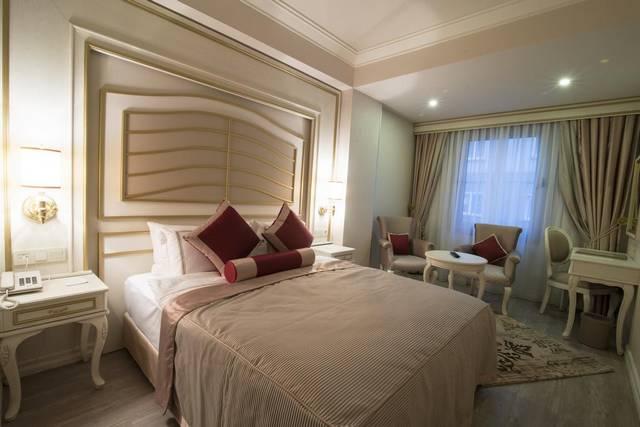فنادق شارع عثمان بيه اسطنبول