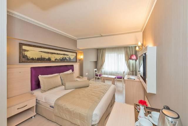 فنادق في شارع عثمان بيه اسطنبول
