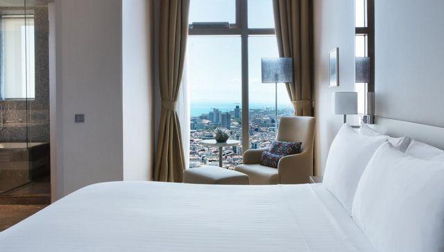 فندق قريب من مول في اسطنبول