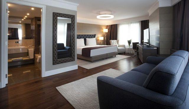 فنادق قريبة من مول جواهر اسطنبول